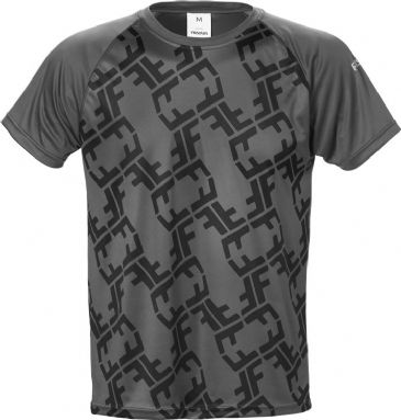Fristads T-Shirt 7456 LKN (Anthracite Grey)